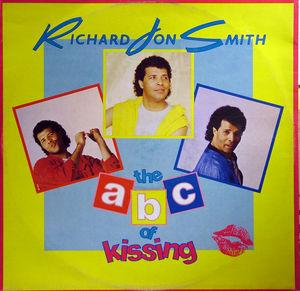 Single Cover Richard Jon - The Abc Of Kissing Smith