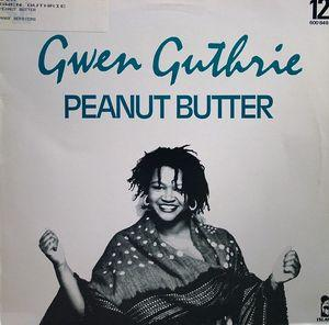 Single Cover Gwen - Peanut Butter Guthrie