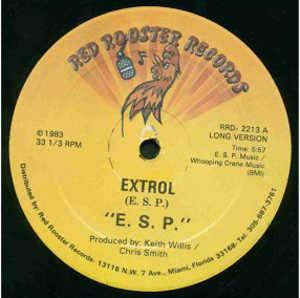 Single Cover E. S. P. - Extrol
