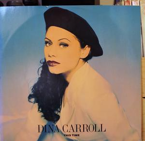 Single Cover Dina - This Time Carroll