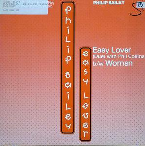 Single Cover Philip - Easy Lover (feat. Phil Collins) Bailey