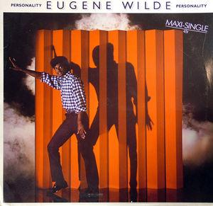 Single Cover Eugene - Personality Wilde