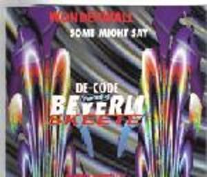 Single Cover Beverli Skeete - Wonderwall