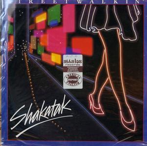 Single Cover Shakatak - Street Walkin'