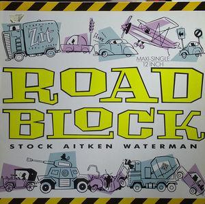 Single Cover Aitken & Waterman - Roadbloack Stock