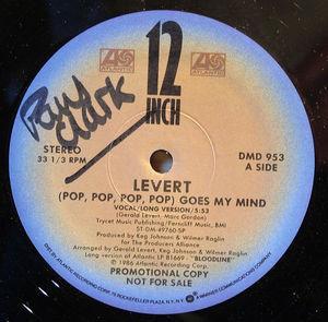 Single Cover Pop Levert - (pop