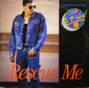 Single Cover Al B - Rescue Me Sure