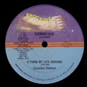 Single Cover Cornelius - You Turn My Life Around Oliphant