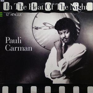 Single Cover Pauli - In The Heat Of The Night Carman