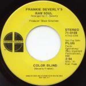 Single Cover Frankie - Color Blind Beverly's Raw Soul