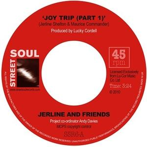 Single Cover Jerline And Friends - Joy Trip (part 1)