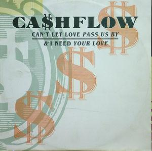 Single Cover Ca$hflow - Can't Let Love Pass Us By