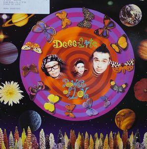 Single Cover Deee-lite - Power Of Love