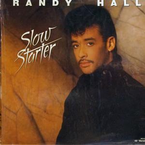 Single Cover Randy - Slow Starter Hall