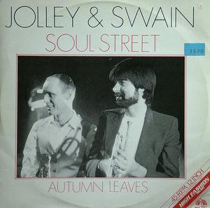 Single Cover Jolley & Swain - Soul Street