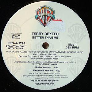 Single Cover Terry - Better Than Me Dexter