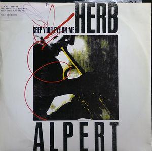 Single Cover Herb - Keep Your Eye On Me Alpert