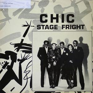Single Cover Chic - Stage Fright