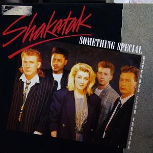 Single Cover Shakatak - Something Special