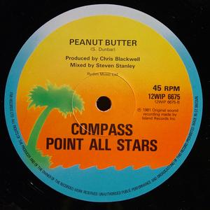 Single Cover Compass Point All Stars - Peanut Butter