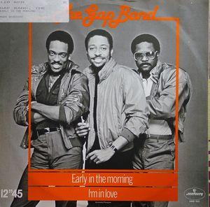 Single Cover The - Early In The Morning Gap Band