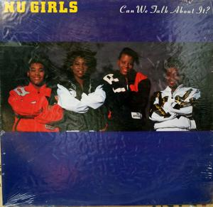 Single Cover Nu Girls - Can We Talk About It?