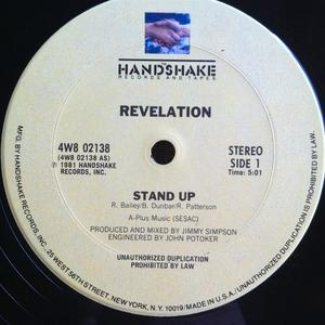 Single Cover Revelation - Stand Up