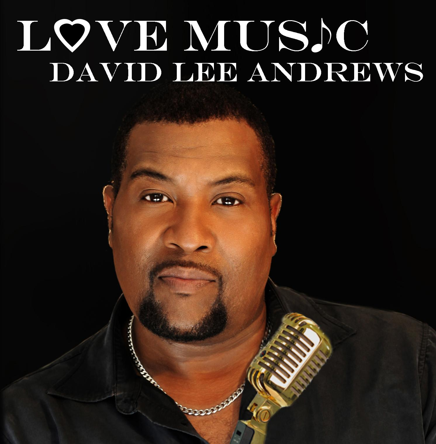 Single Cover David Lee - Love Music Andrews