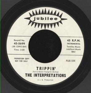 Single Cover The - Trippin' Interpretations