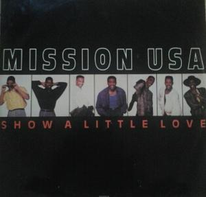 Single Cover Mission - Show A Little Love