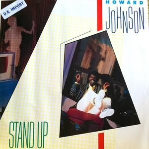 Single Cover Howard - Stand Up Johnson