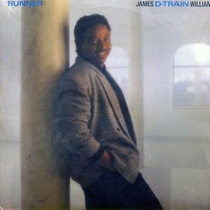 Single Cover James 'd-train' - Runner Williams