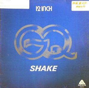 Single Cover G.q. - Shake