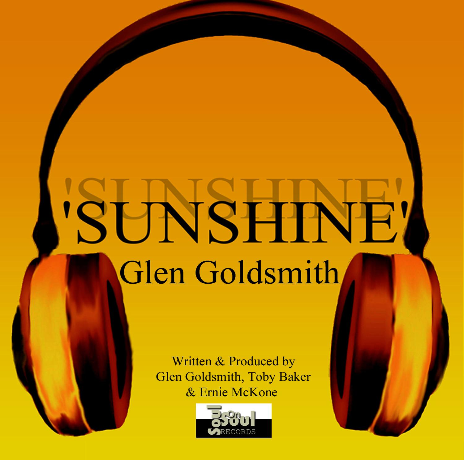 Single Cover Glen - Sunshine Goldsmith