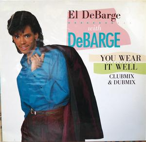 Single Cover El - You Wear It Well Debarge