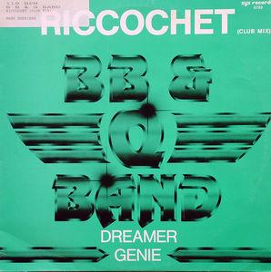 Single Cover B B & Q Band - Riccochet (club Mix)