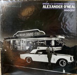 Single Cover Alexander - Innocent O' Neal