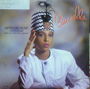 Single Cover Cherrelle - Artificial Heart