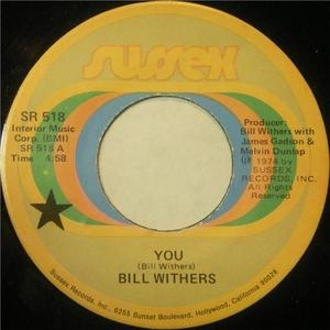 Single Cover Bill - You Withers