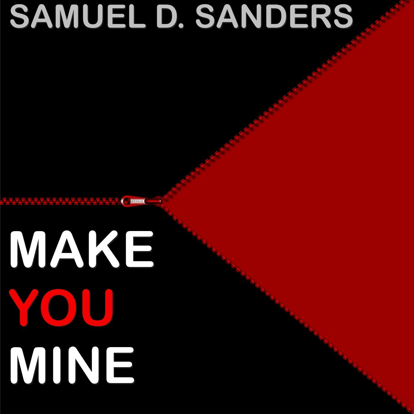 Single Cover Samuel David - Make You Mine Sanders