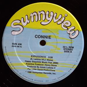 Single Cover Connie - Experience