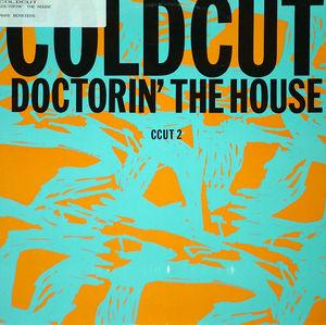 Single Cover Coldcut - Doctorin' The House