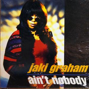 Single Cover Jaki - Ain't Nobody Graham