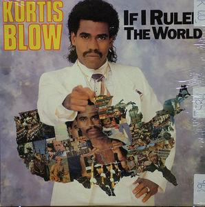 Single Cover Kurtis - If I Ruled The World Blow