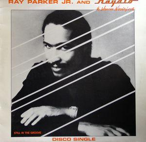 Single Cover Ray - A Woman Needs Love Parker Jr.