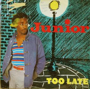 Single Cover Junior - Too Late