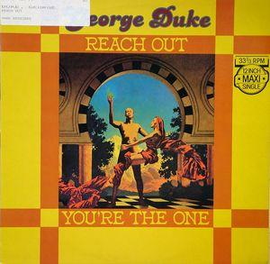 Single Cover George - Reach Out Duke