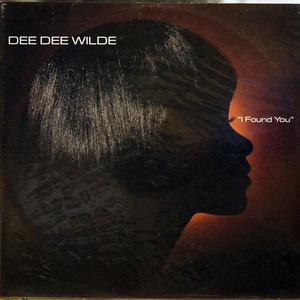 Single Cover Dee Dee - I Found You Wilde