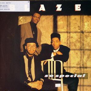 Single Cover Blaze - So Special