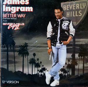 Single Cover James - Better Way Ingram
